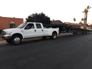 2000 F450 (with heavy duty tow package) for Sale in Phoenix, AZ