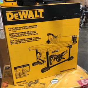 Table Saw for Sale in Richmond, CA