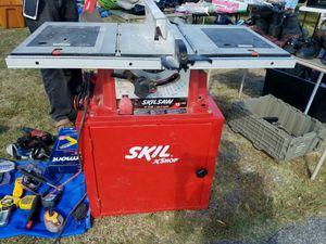 SKILSAW 10 INCH BLADE 15AMP for Sale in Rockville, MD