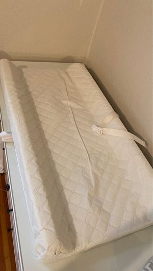 Free changing table pad for Sale in Ruston, WA