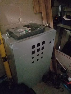 Metal. Storage container for Sale in Dearborn, MI
