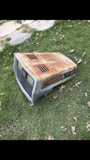 Sears craftsman LT 11 hood Asking $5 for Sale in Parma, OH