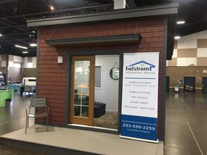 Mobile Office / She Shed for Sale in Shoreline, WA