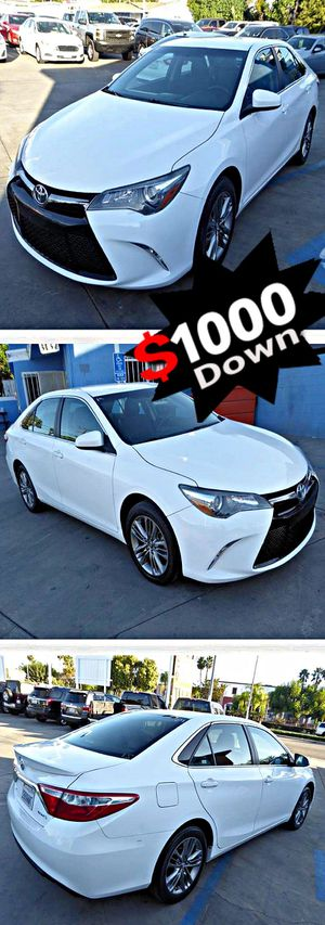 2017 Toyota CamryLE for Sale in South Gate, CA