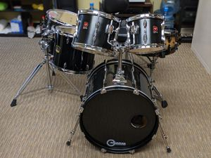 Premier and Yamaha hybrid 6-piece drum set for Sale in Fountain Valley, CA