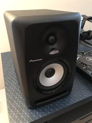 Pioneer S-DJ50X DJ Speakers - like new w/original paperwork and boxes for Sale in Alexandria, VA
