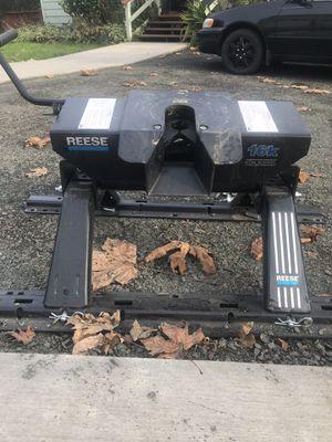 Reese 16k 5th wheel hitch trailer for Sale in Elma, WA
