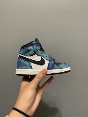 Jordan 1 High OG (TD)- Tie Dyes for Sale in Belle Chasse, LA