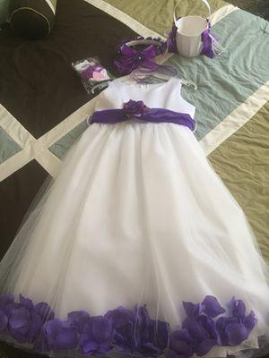 Flower girl dress for Sale in Sandy, UT