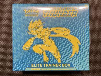 Pokemon Lost Thunder Elite Trainer Box for Sale in Portland,  OR