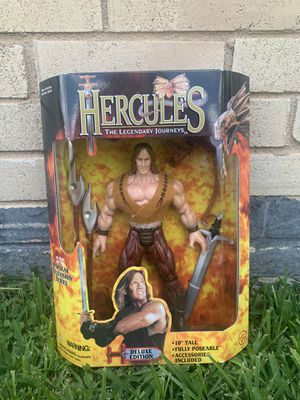 Hercules 10 inch Action Figure (95') for Sale in Austin, TX