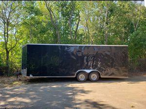 2019 24' Lark Enclosed Trailer for Sale in San Leon, TX