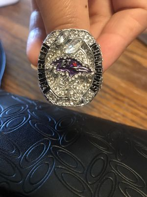 Ravens ring for Sale in York, PA