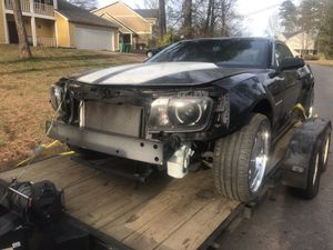 Camaro SS Parts Car Salvage Title Whole car $2000 for Sale in Atlanta, GA