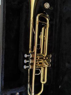 Yamaha YTR2335 Gold Trumpet for Sale in Hoschton,  GA