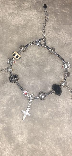 Pandora Style Charm bracelet for Sale in Pomona, CA