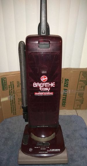 Hoover Breathe Easy Vacuum for Sale in Tampa, FL