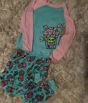 Girls pajamas wonder nation size 10/12 for Sale in Stockton, CA