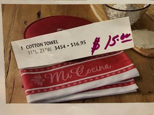 Cotton towel for Sale in Downey, CA