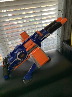 Automatic Nerf gun for Sale in Plainfield, IL