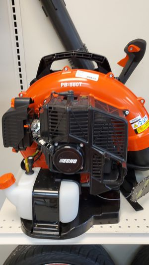 Echo PB-580t leaf blower for Sale in Kissimmee, FL