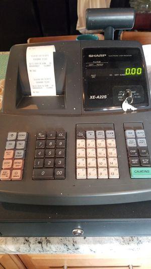 Sharp cash register for Sale in Palm Harbor, FL