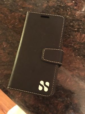 Samsung J3 (6) phone with radiation protection case for Sale in Seattle, WA