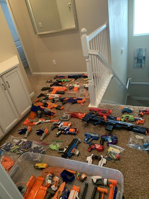 Nerf Guns for Sale in Valley Home, CA