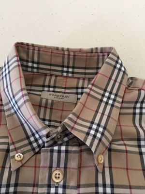 New without tags men's Authentic Burberry shirt for Sale in Chula Vista, CA