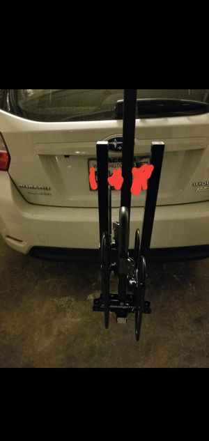 Swagman XC Cross-country 2 bike rack for Sale in Tacoma, WA