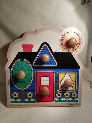 Wooden kids learning toy for Sale in Martinsburg, WV