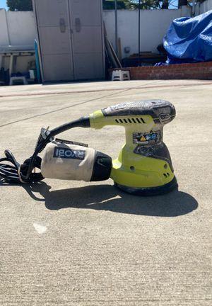 5IN. RANDOM ORBIT SANDER MODEL: RS290 for Sale in Norwalk, CA