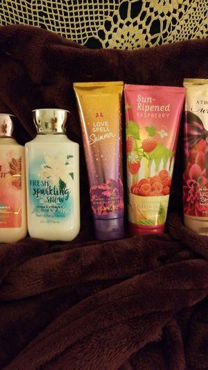 5 Beautiful New Signature Victoria's Secret and Bath & Body Lotions! for Sale in Tucson, AZ