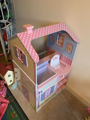 Teamson Kids Pink Baby Nursery Doll House for Sale in Arlington, VA
