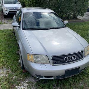 Audi A6 Quattro 2003 for Sale in Lake Worth, FL