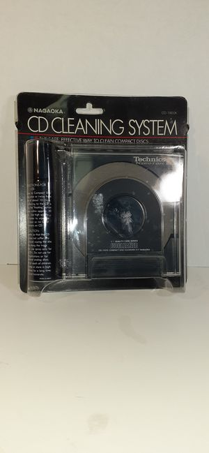 Nagaoka CD cleaning system for Sale in Concord, NC