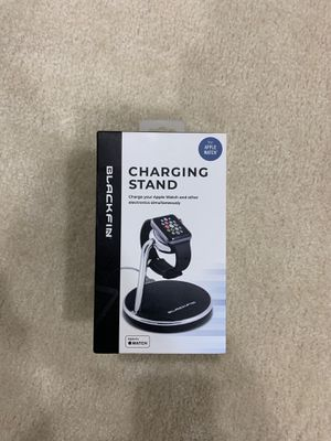 Phone and Apple Watch Charging stand for Sale in Woodbridge, VA