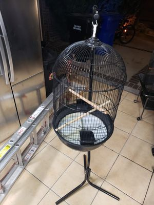Bird Cage with Stand for Sale in Paramount, CA