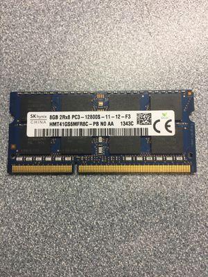 SK Hynix 8GB DDR3 laptop ram for Sale in Phoenix, AZ