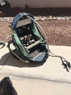 Trek 2 Seat Kids Bike Trailer for Sale in Las Vegas, NV