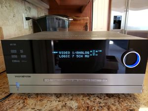 HARMON KARDON AVR 7300 AUDIO VIDEO RECIEVER USED WORKS GREAT RETAIL $2399.00 for Sale in Clovis, CA