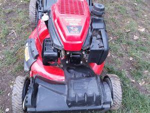 Troybilt self-propelled lawnmower for Sale in Grants Pass, OR