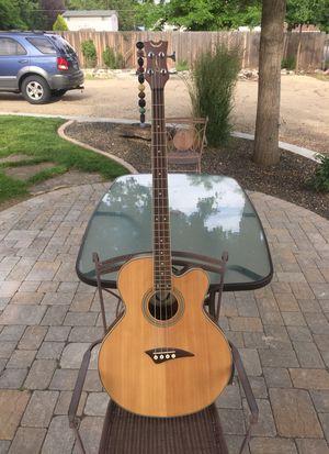 Dean EABC acoustic bass guitar for Sale in Boise, ID