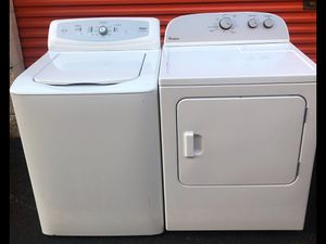 Delivered Whirlpool Washer & Dryer for Sale in Honolulu, HI
