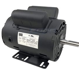 3 HP Horse Power Single Phase Motor for Sale in Compton,  CA