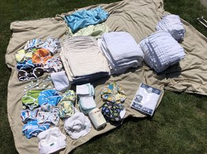 Cloth Diapers for Sale in Bonney Lake, WA