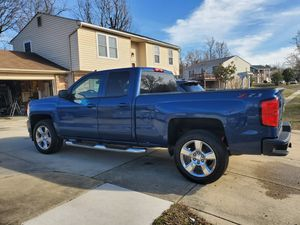 2018 Chevy Silverado Z71 4x4 extended cab with 16,339mil. for Sale in Fort Washington, MD