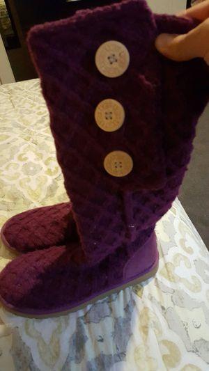 Purple Ugg boots for Sale in Denver, CO