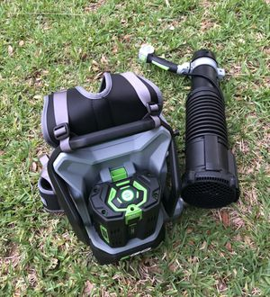 EGO Cordless Leaf Blower Backpack for Sale in South Miami, FL
