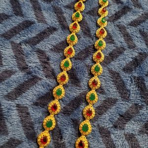 Gold Plate Long Necklace for Sale in Milford Mill, MD